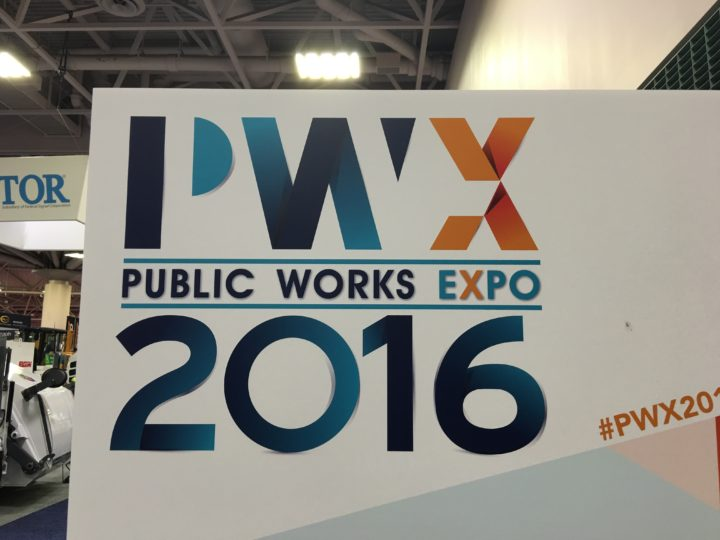 #TravelTuesday: 2016 Public Works Expo in Minneapolis, MN!