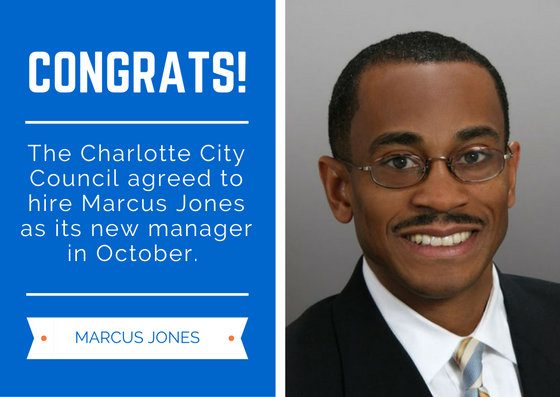 Charlotte Welcomes New City Manager | Charlotte Observer