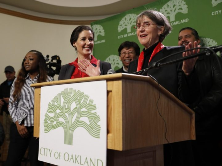 Introducing Anne Kirkpatrick, just hired to fix Oakland's 'frat house' police department | The Washington Post