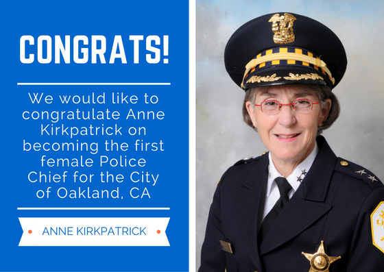 Oakland Hires Its First Woman Police Chief | NBC Bay Area