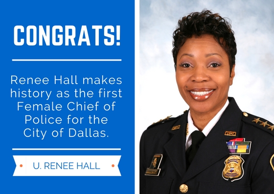 Dallas hires its first female police chief | CNN.com