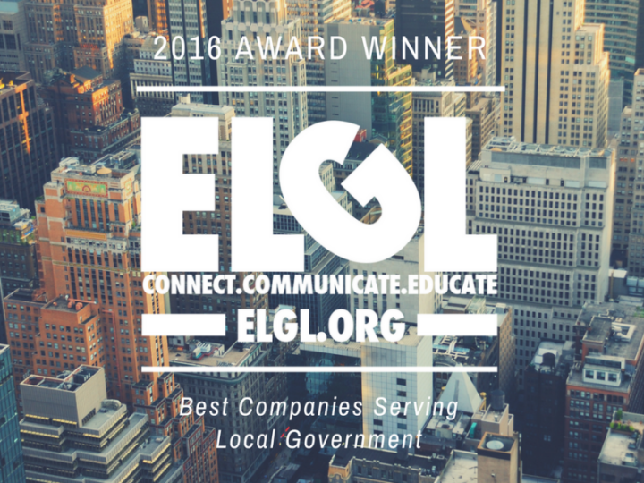 Ralph Andersen & Associates wins ELGL Choice Award for Top 50 companies in Local Government!