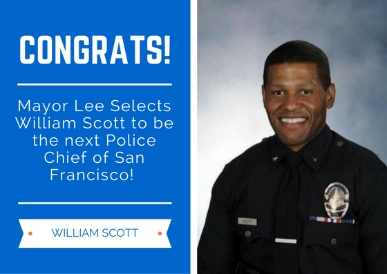 Mayor Lee says new SFPD chief 'embodies what city, Police Department need   The San Francisco Examiner