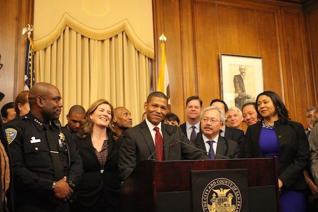 As Outsider, New SFPD Chief Bill Scott Will Have 'Fresh Eyes' | SFist