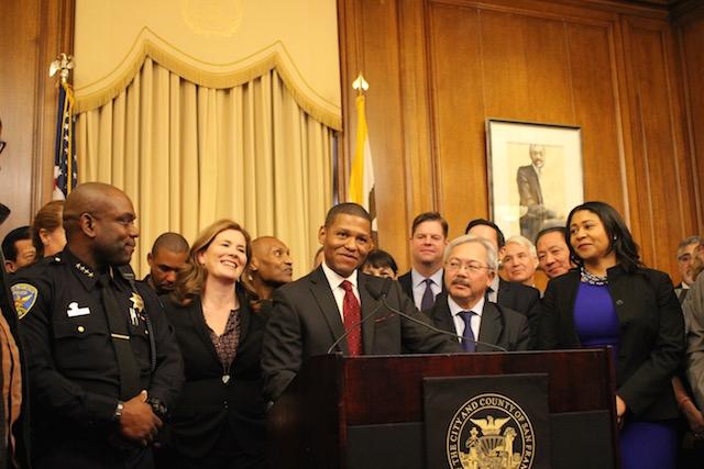 As Outsider, New SFPD Chief Bill Scott Will Have 'Fresh Eyes'   SFist