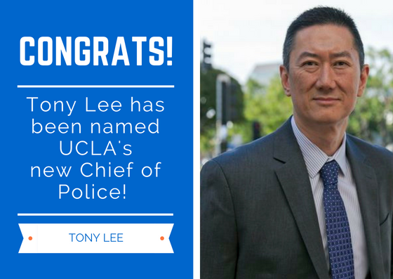 UCLA names Tony Lee, captain in Beverly Hills Police Department, new police chief