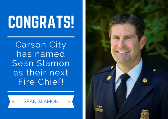 Sean Slamon named Carson City fire chief | NevadaAppeal.com