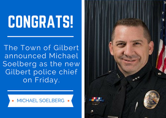 Mesa assistant police chief picked for Gilbert police chief   AZ Central