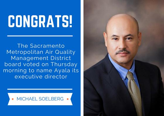 Sacramento Metropolitan Air Quality Management District gets new leader   The Sacramento Bee