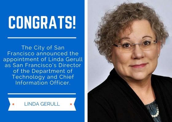 Linda Gerull Named Director of the Department of Technology and City Chief Information Officer | City of San Francisco