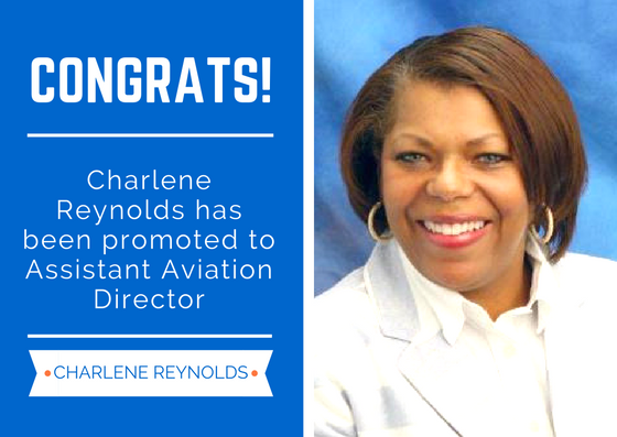 Charlene Reynolds Named Assistant Aviation Director at Phoenix Sky Harbor International Airport | PHX Sky Harbor International Airport