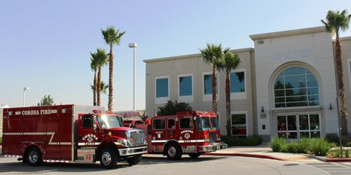 Corona Names Brian Young As New Fire Chief
