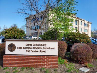 Contra Costa Co. Clerk-Recorder-Elections Dept.